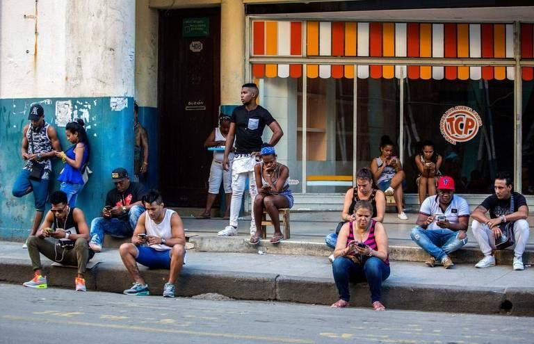 Getting in and out of Cuba
